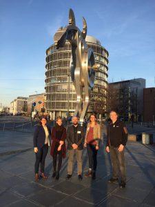 Das Dynamik-Team in Heidelberg auf Fachtagung: Gesundheits- und Kompetenzförderung in einer digitalisierten Arbeitswelt